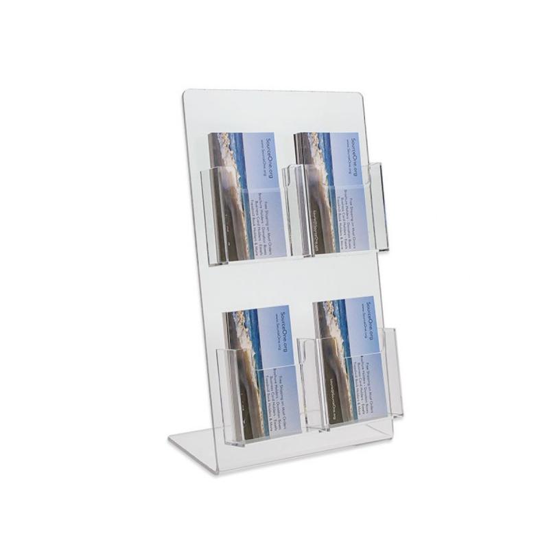 визитница из оргстекла подставка для визиток